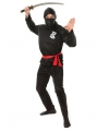 Ninja warrior pakken heren